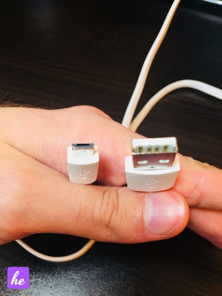 Кабель IQOS 2.4 Plus USB 2.0 – micro usb