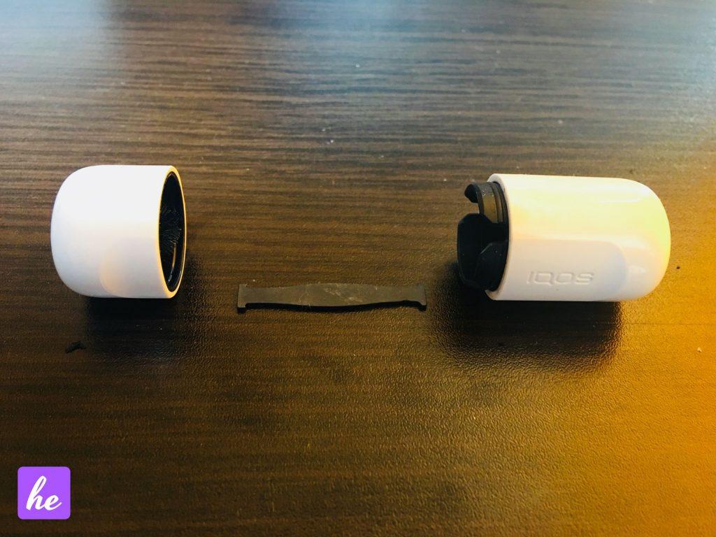 Чистящая щётка и палочка IQOS 2.4 Plus