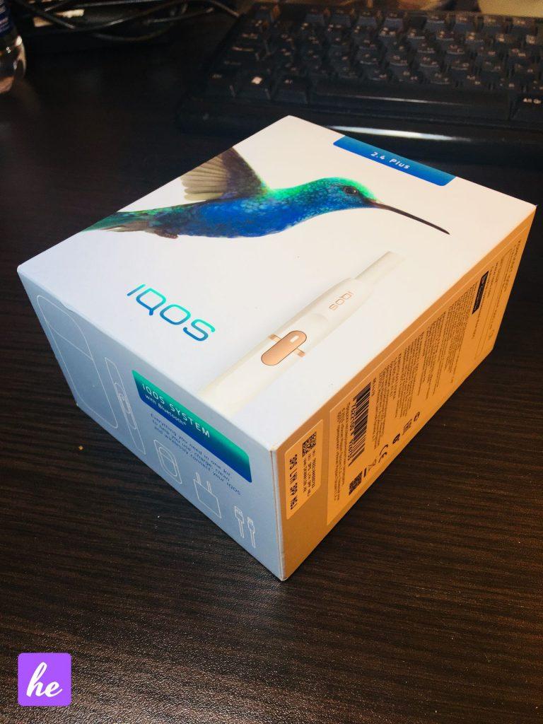 Коробка IQOS 2.4 Plus