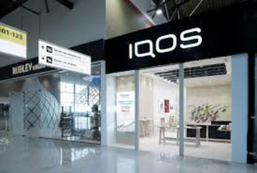 IQOS Шереметьево терминал D