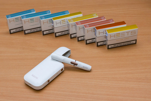 Увеличение длительности курения
