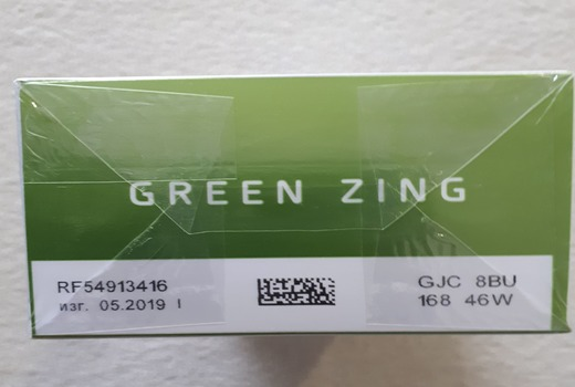 Какой Heets Green Zing на вкус