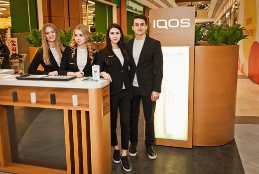 Отзывы сотрудников о работе в IQOS