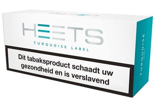Стики Turquoise Label
