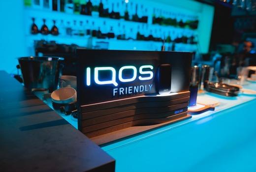 IQOS-Friendly заведения