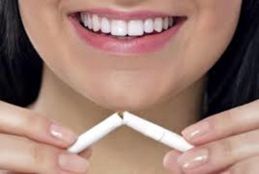 Вопрос – можно ли курить Айкос после отбеливания зубов