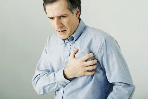 Болит сердце от Айкос