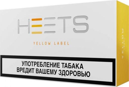 IQOS стики желтые