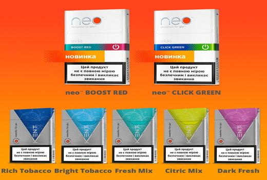 Количество никотина в разных вкусах